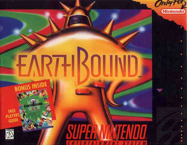EarthBound [Español] - Portada