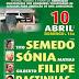 """25-4-2016 Corrida de Toiros em Alvalade do Sado """"Santiago do Cacém"""""""