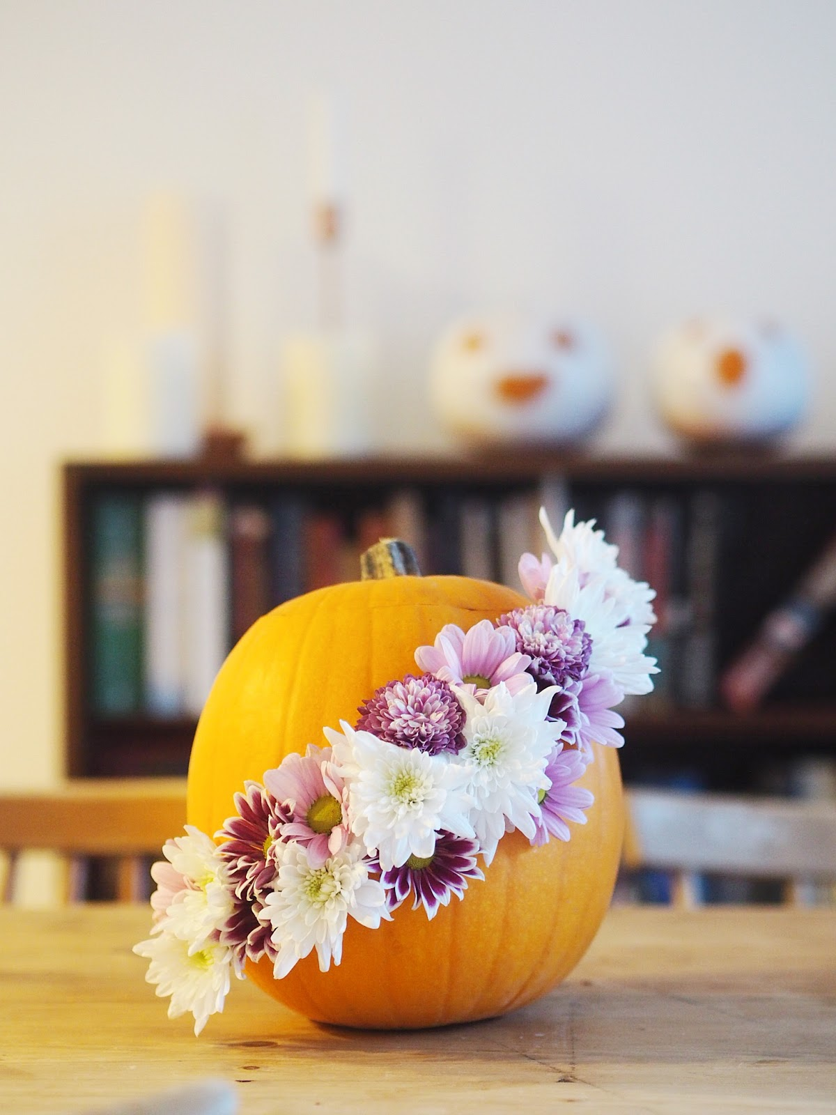stylish pumpkin ideas