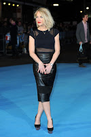laura hamilton best red carpet dresses eddie the eagle premiere in london