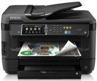 Epson WorkForce WF-7620 Driver Download