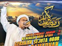 Jadwal Lengkap Pawai Sejuta Obor Sambut Rambut Ramadhan 1438 H di Jakarta, Bekasi dan Karawang