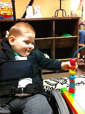 Spina Bifida Stories February 2012