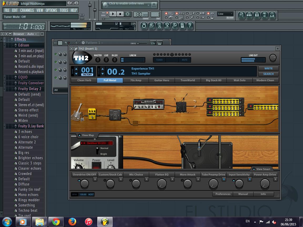 Download Software Efek Gitar Metal Zone Paclost Pedal Pro