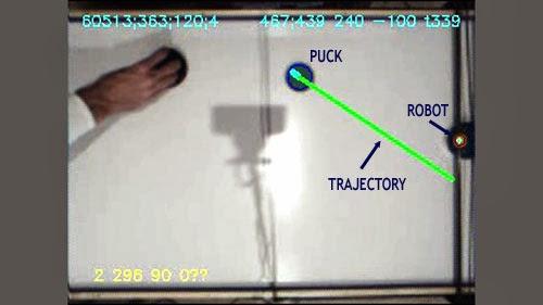 Air Hockey Robot (a 3D printer hack) > jjrobots