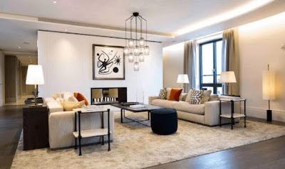 Complete Living Room Lighting Ideas