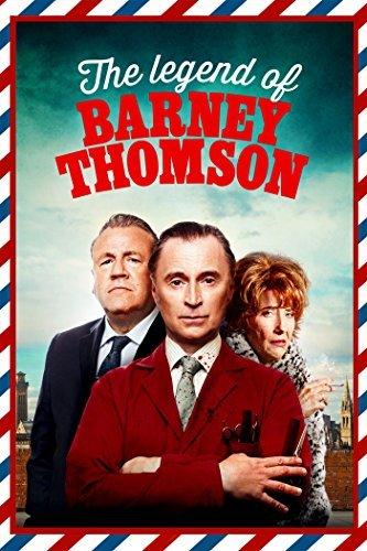 A Lenda De Barney Thomson Dublado