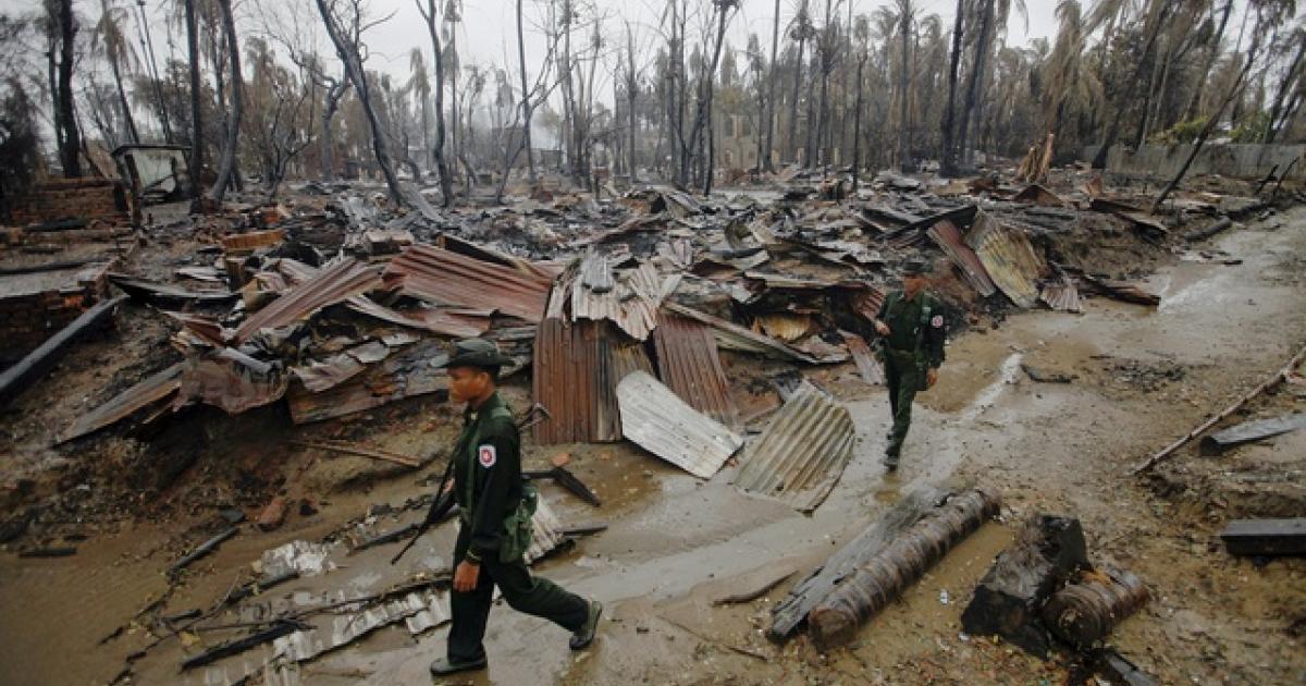 PBB Minta Aset Petinggi Militer Myanmar Dibekukan