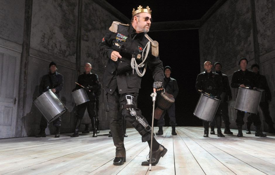 Kevin Spacey and Richard III ~ Orange's Review