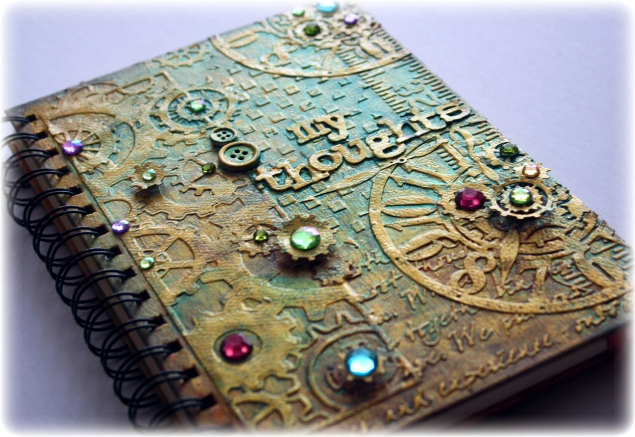 Steampunk Ideas Such A Pretty Mess Video Tutorial Steampunk Journal