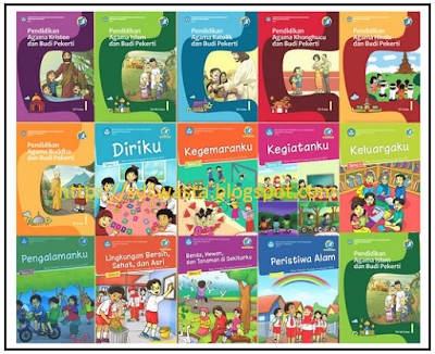 Buku Siswa Kelas 2 Kurikulum 2013 Edisi Revisi 2016 | SD SWASTA