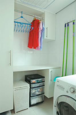 Small Laundry Designs