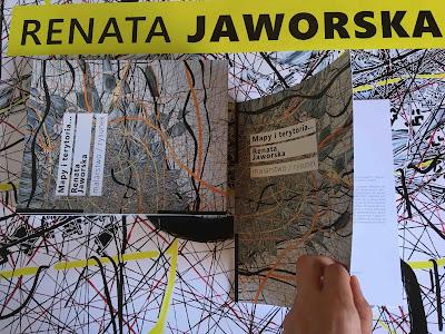 Renata Jaworska, Maps and territories,