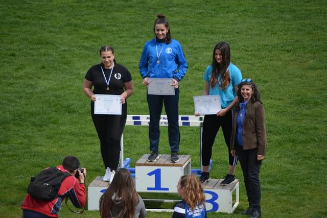 Αθλήτριες του Αριστέα Άργους έπιασαν τα όρια για το Πανελλήνιο Πρωτάθλημα