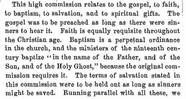 Adventistas Trinitarianos: Abril 2014