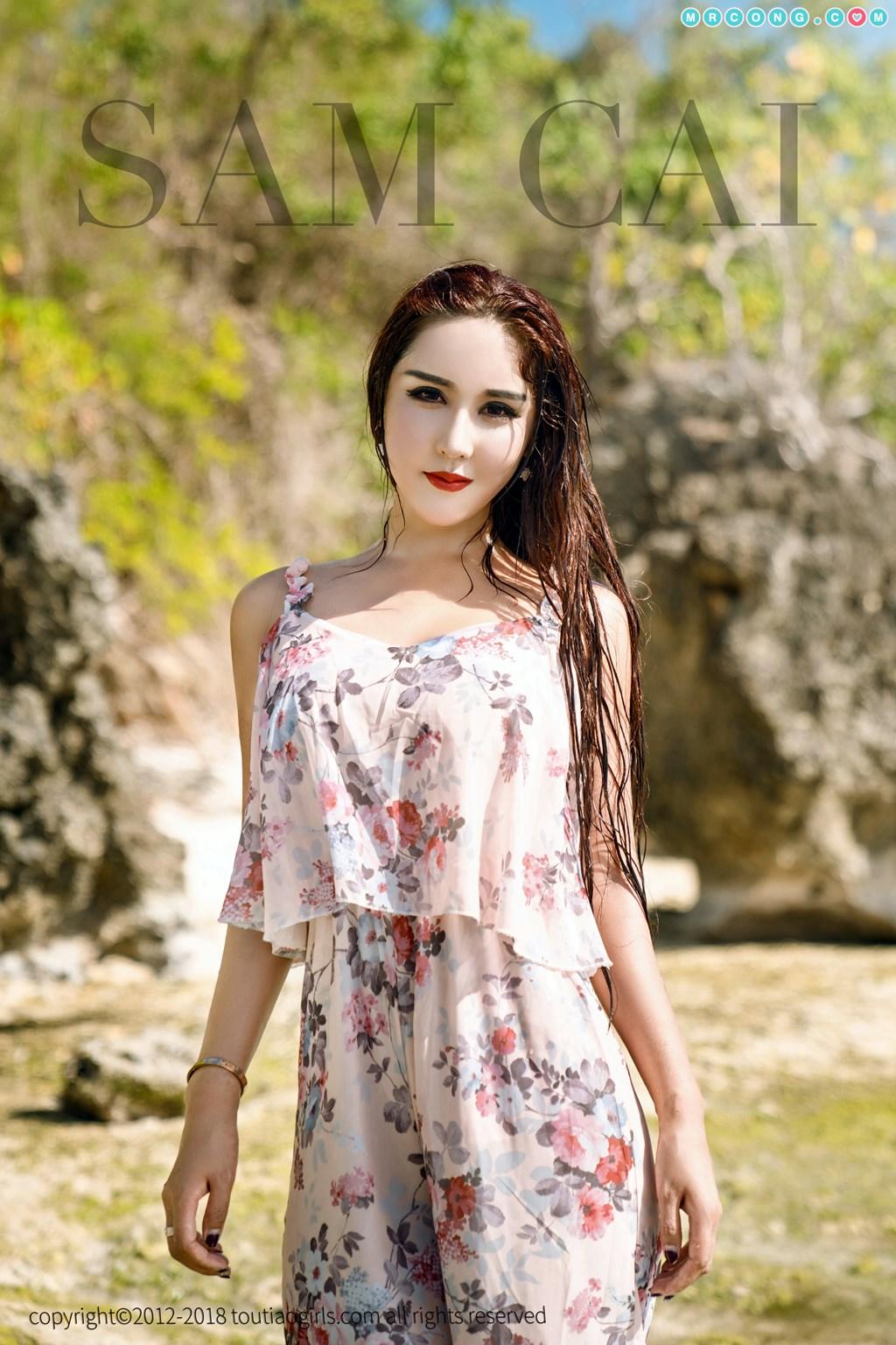 Image TouTiao-2018-04-13-Cai-Nan-MrCong.com-002 in post TouTiao 2018-04-13: Người mẫu Cai Nan (蔡楠) (13 ảnh)