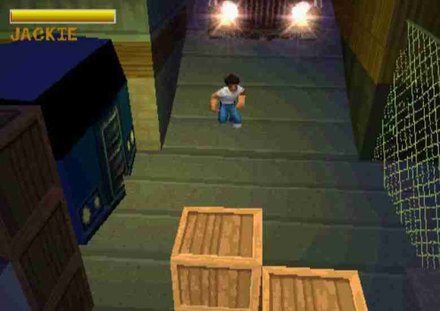 Ps1 Jackie Chan Stuntmaster