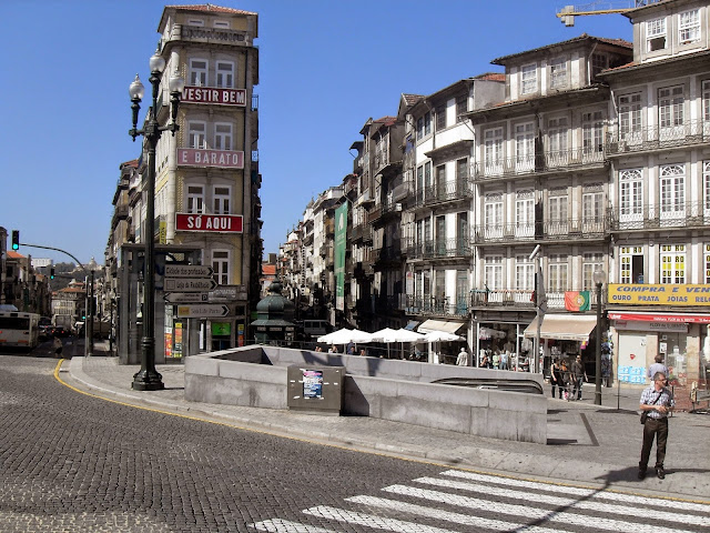 casco antiguo oporto
