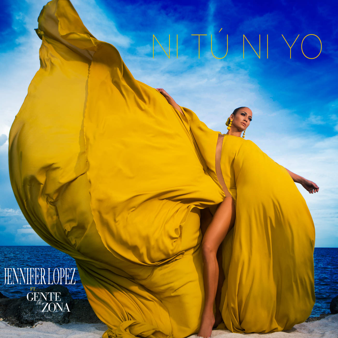 Jennifer Lopez - Ni Tú Ni Yo (feat. Gente de Zona) - Single