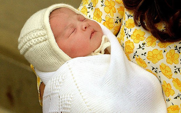 he Queen will attend the christening of Princess Charlotte of Cambridge. The baptism takes place this Sunday, July 5th, at the church of St Mary Magdalene