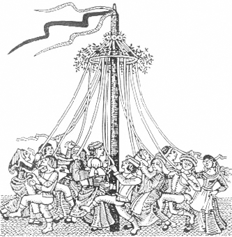 The Past on a Plate: Feasts and Festivals: Beltane/May Day