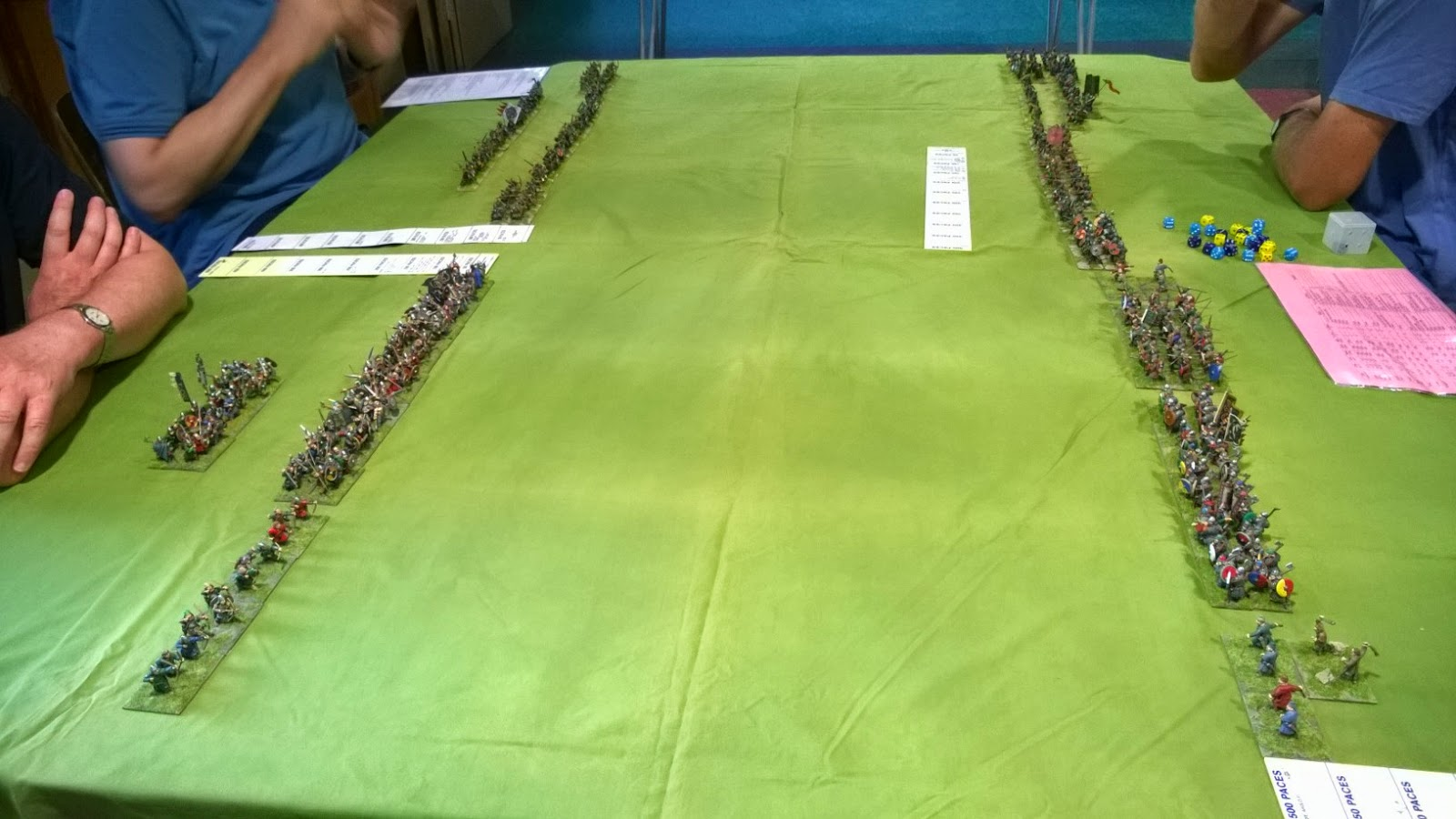 hordes of the things saxon viking mega game