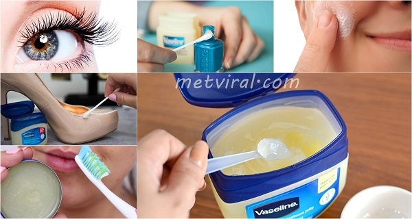 50 BEAUTIFUL THINGS YOU CAN DO WITH VASELINE IN 5 MINUTES