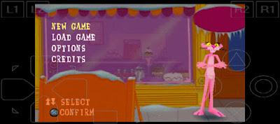 لعبة النمر الوردي للاندرويد
