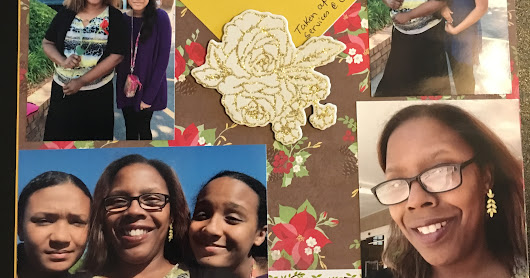"Yvette ""The Techie Scrapper"": A YEAR IN MY FAMILY'S LIFE: MOTHER'S DAY 8 MAY 2016"