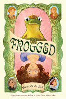 http://smallreview.blogspot.com/2013/06/mini-book-review-frogged-by-vivian.html