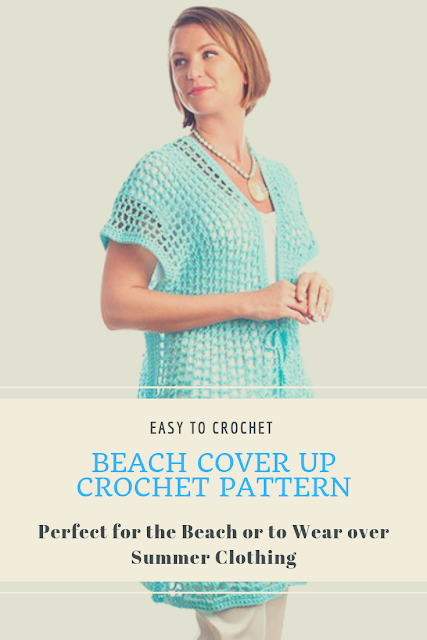 Easy Cover Up Crochet Pattern