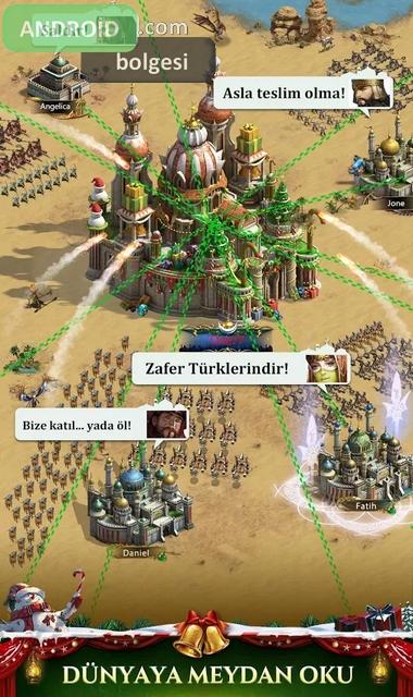 Revenge of Sultans Mod Apk