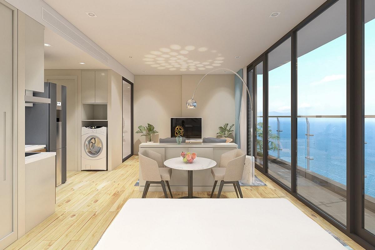 Thiết kế dự án Ray River Residence