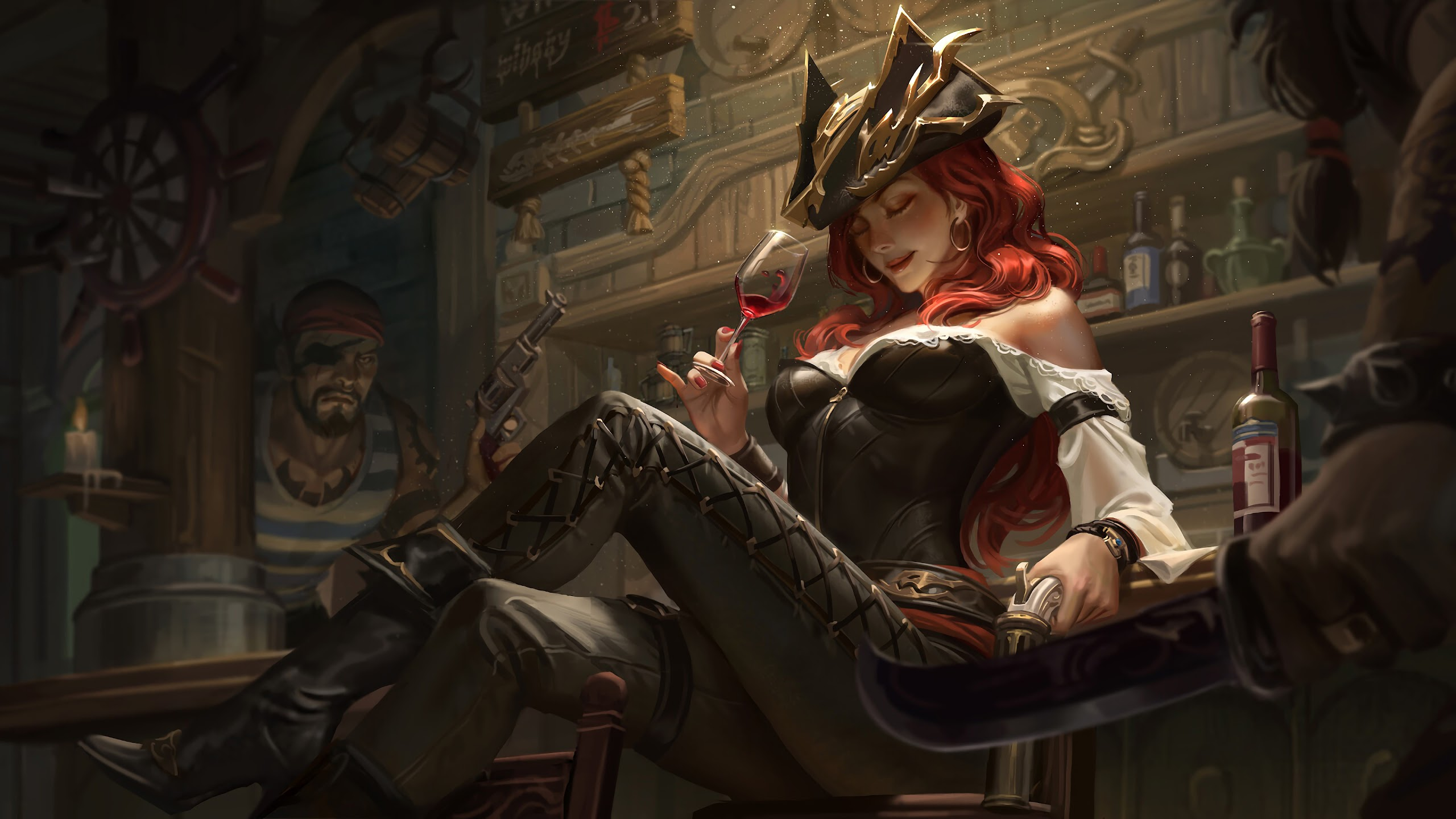 Shock and Awe - Miss Fortune AD Carry Runes | Rune Forge