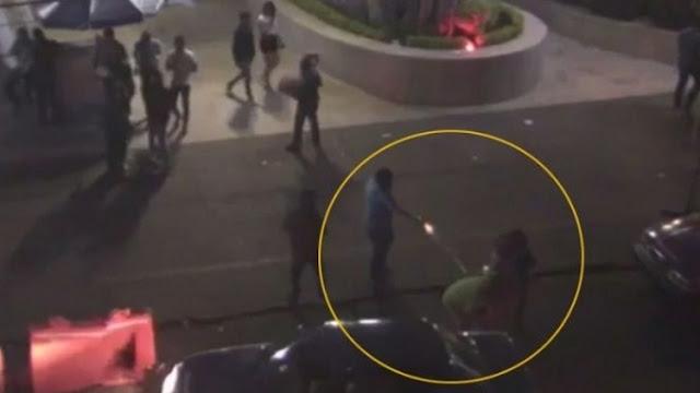 VIDEO, Sicario matamaestro en bar de Morelos y se aleja tranquilamente
