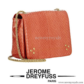 Crown Princess Mary style Jérôme Dreyfuss Eliot Mini Bag