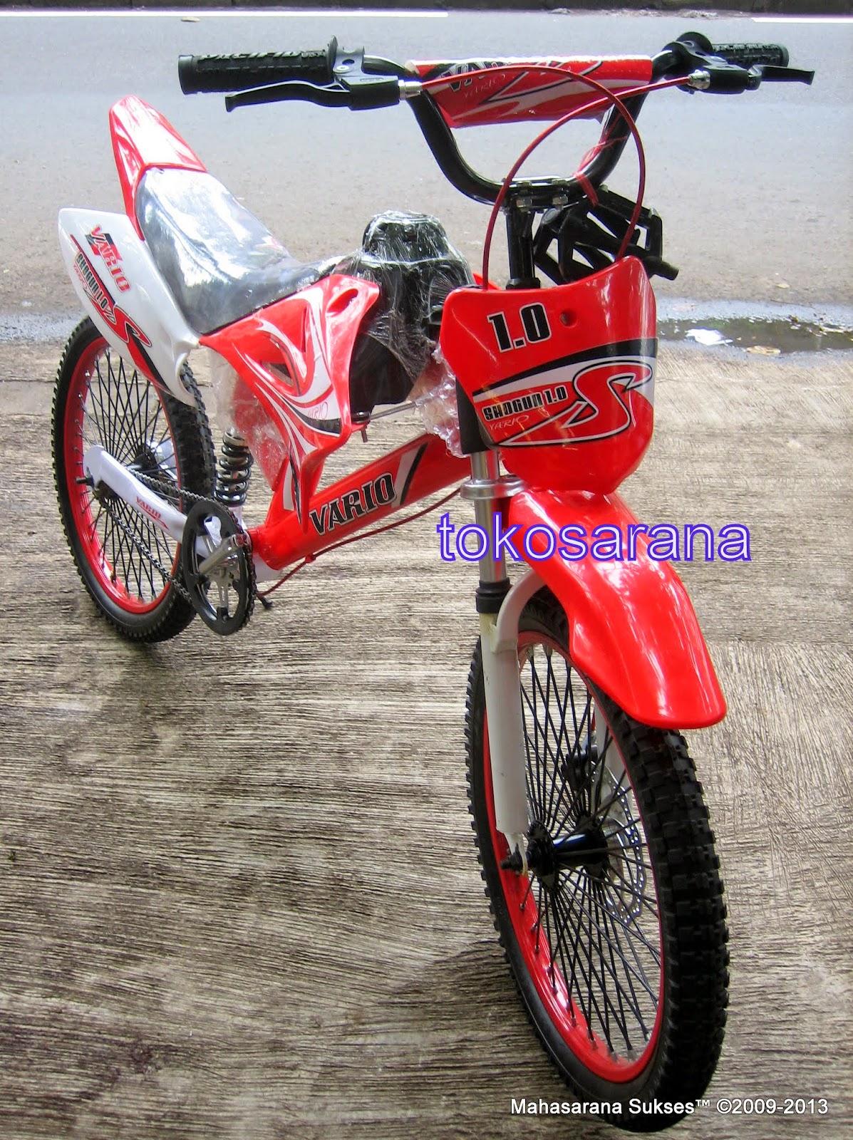 tokosarana™   Mahasarana Sukses™: Sepeda BMX Vario Shogun