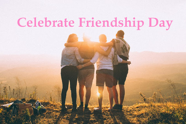 Celebrate Friendship Day IMAGE