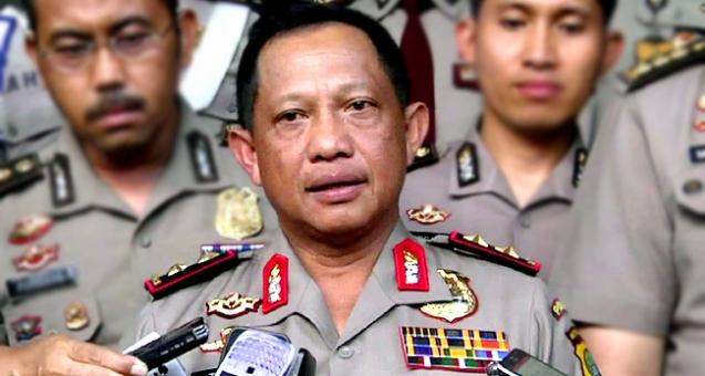Kapolri Minta Para Gubernur Larang Warganya Untuk Demo ke Jakarta pada 2 Desember