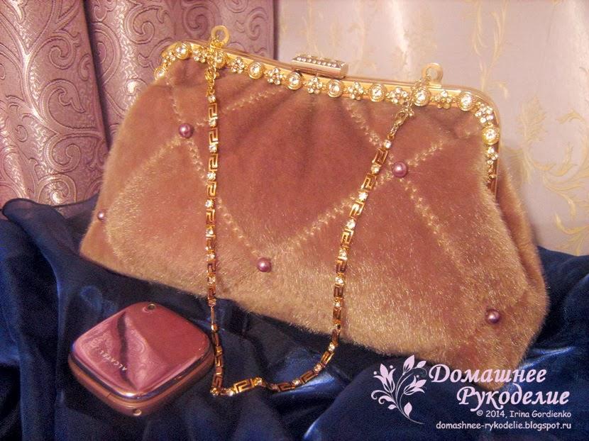 d4d20304db5f Вот такая у меня замечательная новая сумочка, которая отлично сочетается с  моей зимней одеждой, но благодаря своим небольшим размерам может быть ...