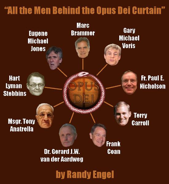 Call Me Jorge All The Men Behind The Opus Dei Curtain