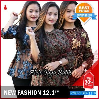 SUP1116A40 Atasna Batik Wanita Ppbtk07 Modern Batik BMGShop
