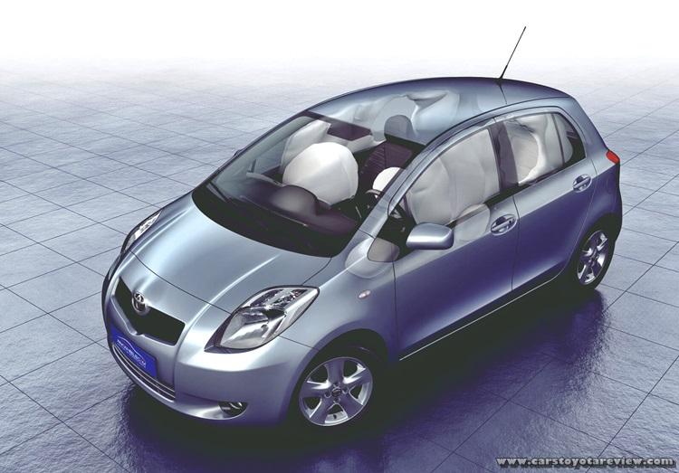 Toyota Vitz Design And Interior