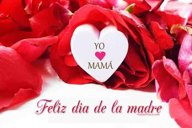 Imágenes con flores día de la madre