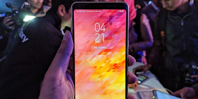 pengurasan baterai Galaxy A8