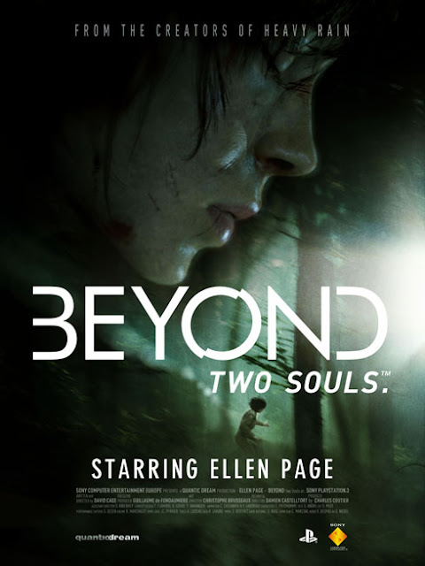 Beyond Two Souls Ellen Page art 2