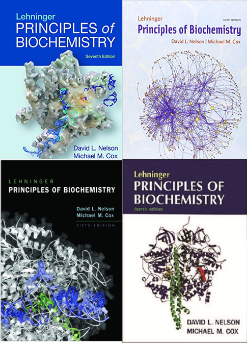 Lehninger principles of biochemistry 5th edition solutions manual free.