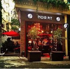 Noir Pit Coffee Co. İstanbul Beyoglu Pera