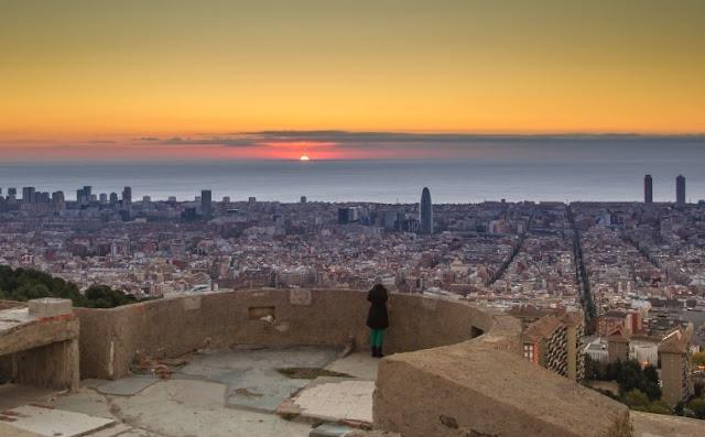 Bunker del Carmel em Barcelona