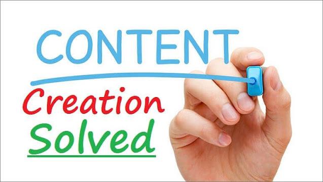 طريقه الحصول على افكار حصريه و محتوى لموقعك لربح من الانترنت